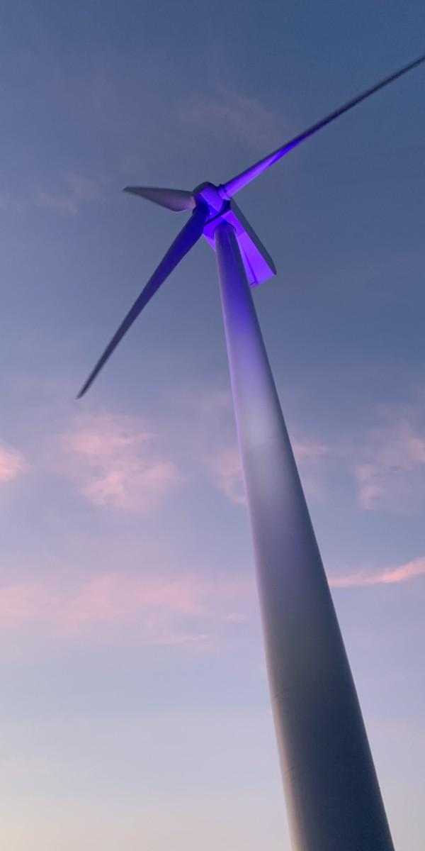 風車 三浦市宮川公園